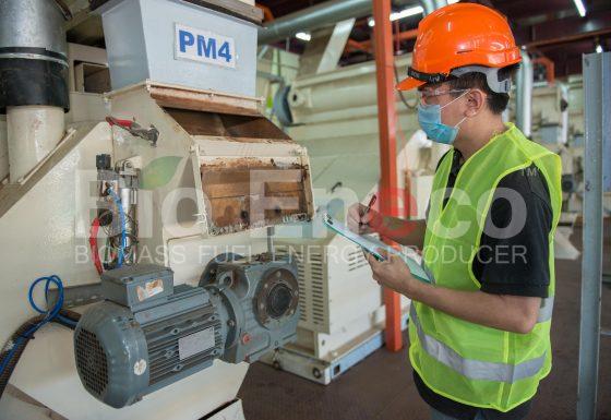 1. Machines & Equipment